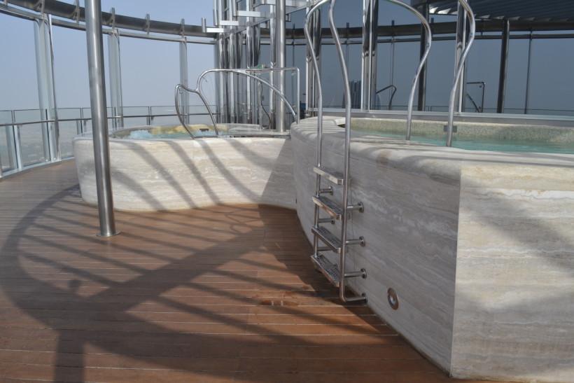 Burj Khalifa Pool