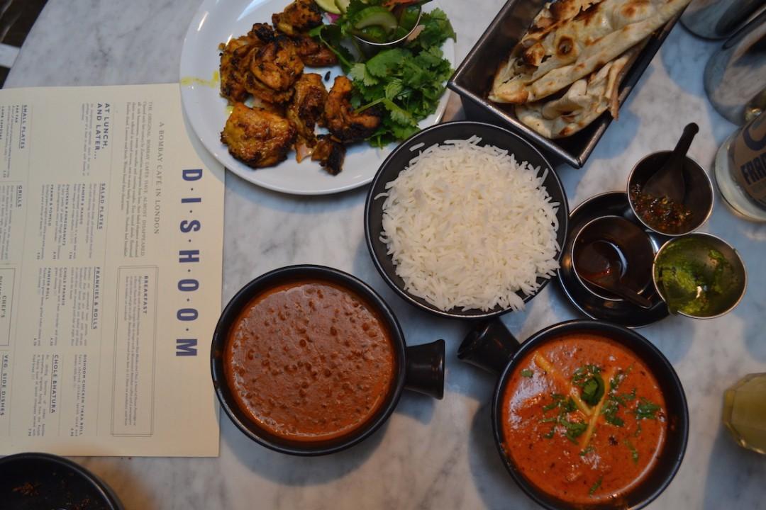 Dishoom Food Review Carnaby Street
