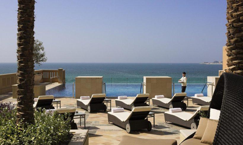 Sofitel Jumeirah Beach Hotel Infinity Pool
