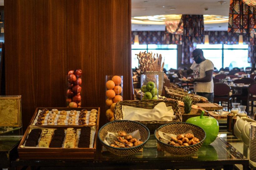 Sofitel Jumeirah Beach Hotel Dubai Breakfast