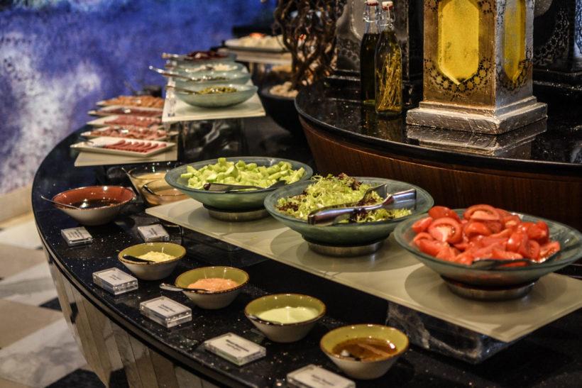 Sofitel Jumeirah Beach Hotel Breakfast